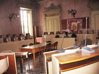 AULA CONSILIARE (click to enlargwe)