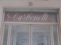 CINEMA CARBONETTI
