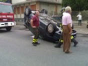 Incidente CORSO ROSSELLI