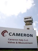 CAMERON ITALY Srl (click to enlarge)